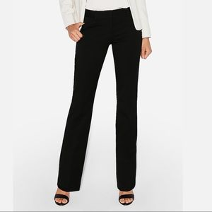 Express editor NWT barely boot pant black 2S